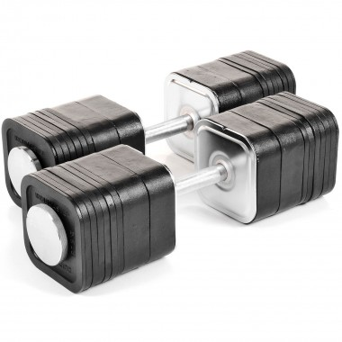 Quick Lock Dumbbell 165lb Kit