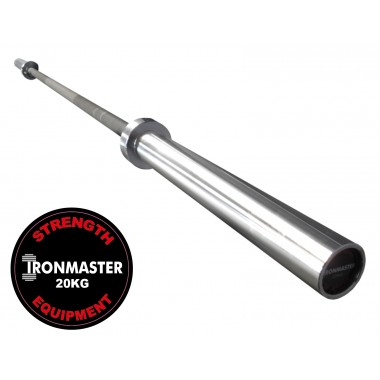 Ironmaster Elite Olympic Weightlifting Barbell