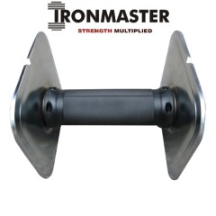 Ironmaster Thick Dumbbell Handles