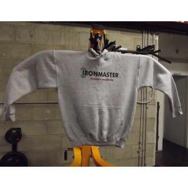 Ironmaster Light Grey Hoodie
