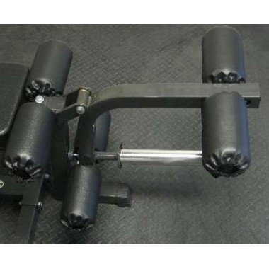 Ironmaster Leg Attachment Roller Covers