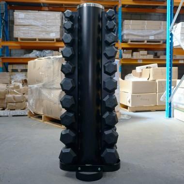 Econo 3-15kg Rubber Hex Set