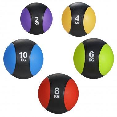 Medicine Balls 2kg - 10kg