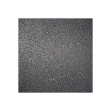 Rubber Gym Tile Black 1 m x 1 m