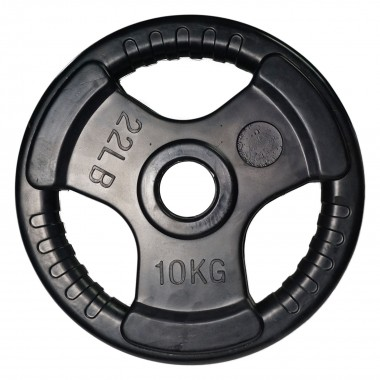 10 kg Olympic Rubber Plate