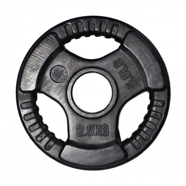 2.5 kg Olympic Rubber Plate