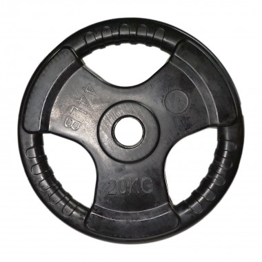 20 kg Olympic Rubber Plate