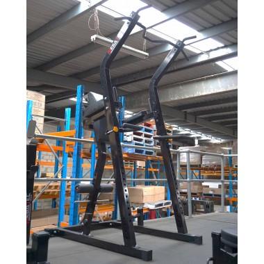 Megatec Vertical Knee Raise - FLOOR MODEL