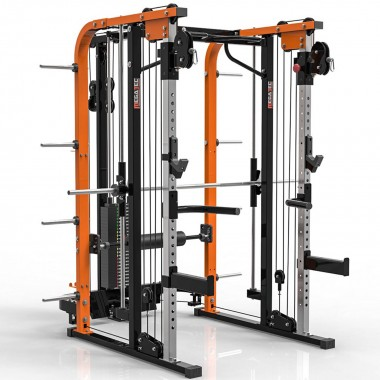 Megatec Smith Cable Rack Stack Weight