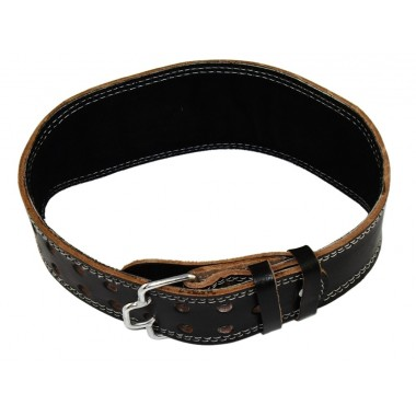 Leather Weight Training Belt