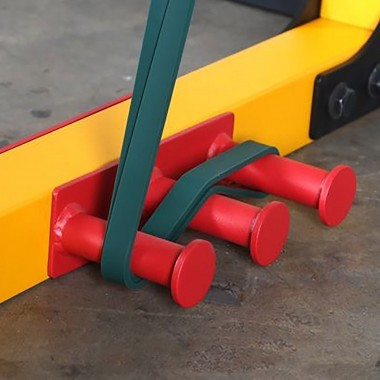 Powertec Resistance Band Pegs