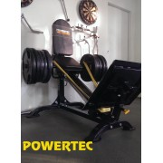 Powertec Compact Leg Sled Weight Capacity