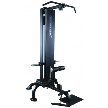 Powertec Lat Machine