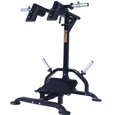 Powertec Leverage Squat & Calf Machine