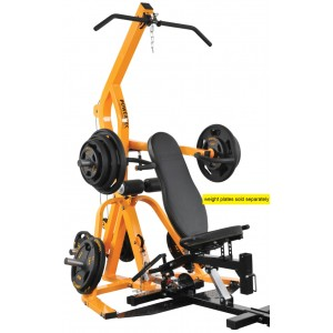 Powertec LeverGym - with Iso Lateral Arms