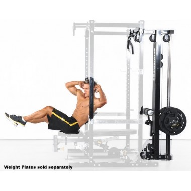 Powertec Workbench Lat Tower Option