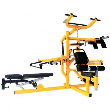 Workbench Multi System - Iso Lateral Arms