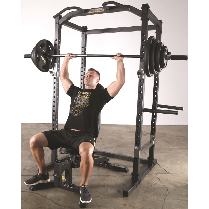 fitness p leg bench sled from weight powertec factory press compact