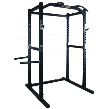 Weight Lifting Cage