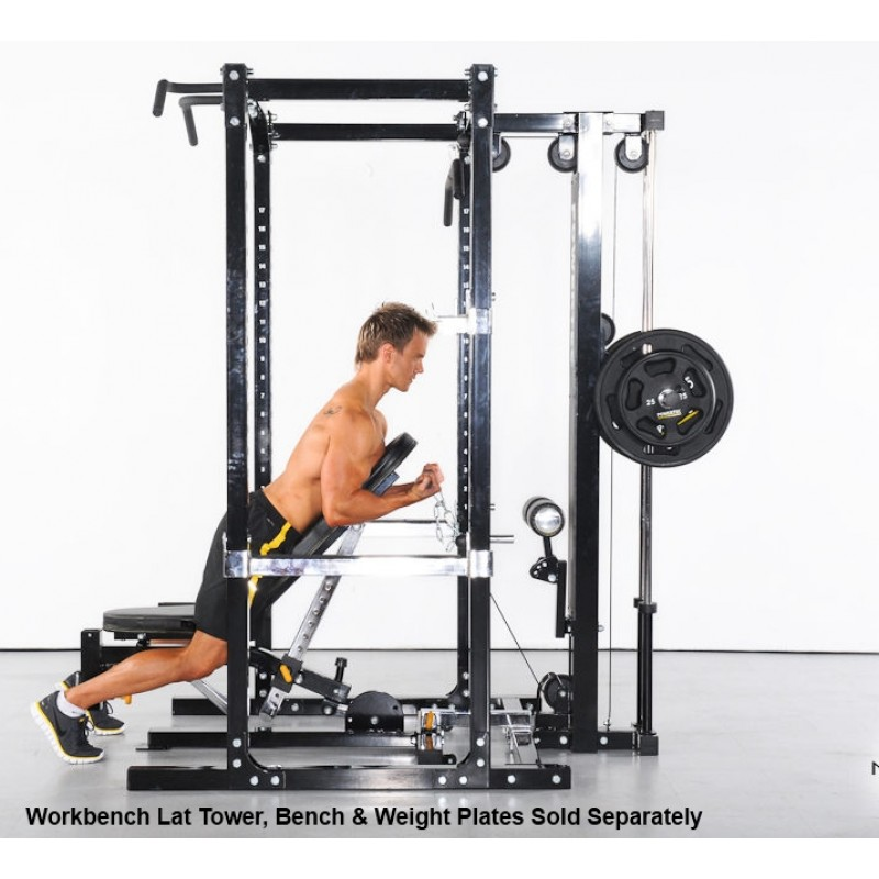 Powertec Power Rack System Sam S Fitness