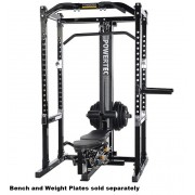 James Powertec Power Rack Gym