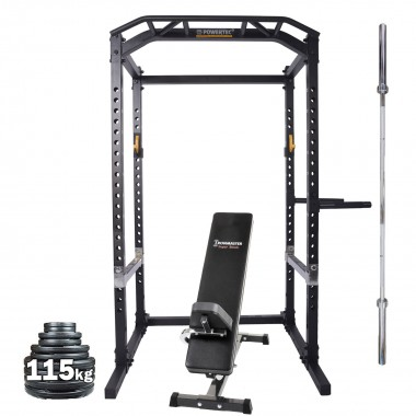 Powertec Power Rack Package