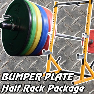 Half Rack Bumper Package