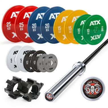 ATX Calibrated Plate Package
