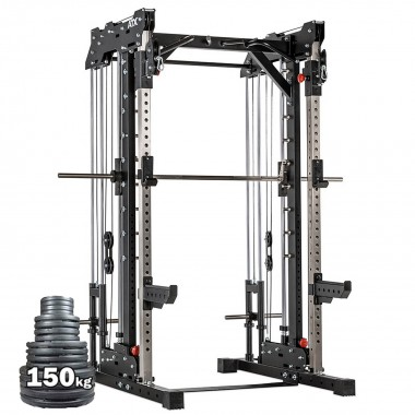 ATX® Smith Cable Rack Plate Loaded Package