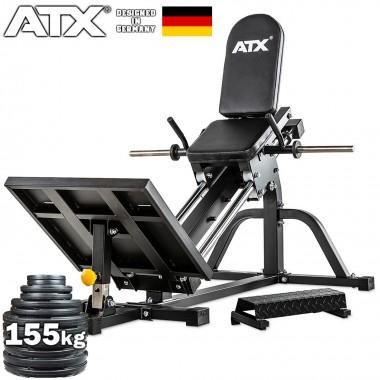 ATX® Compact Leg Press + 155kgs