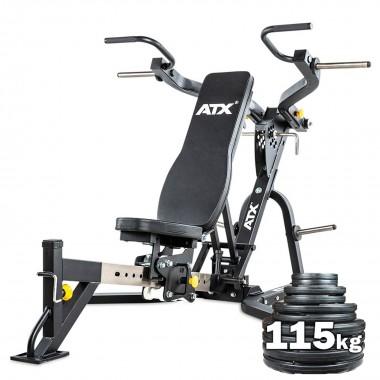 ATX® Leverage Multi Press + 115kgs