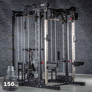 ATX® Smith Cable Rack System Plate Loaded Package
