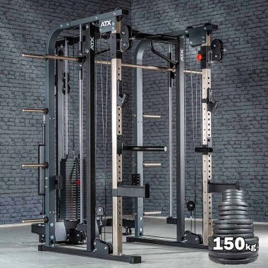 ATX® Smith Cable Rack Stack Weight Package