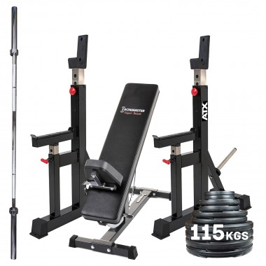 ATX® Squat Stands - PRO Package