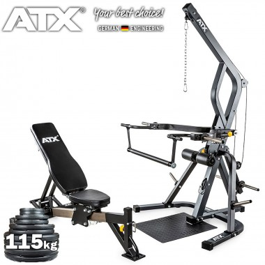 ATX® Triplex 115kgs Package