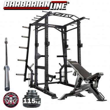 Barbarian Functional Power Rack Package