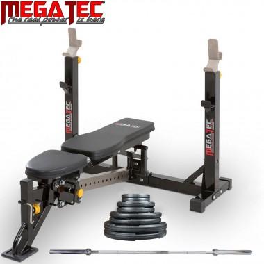 Megatec Bench Press + 75kgs