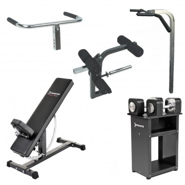 Ironmaster Space Saver Gym