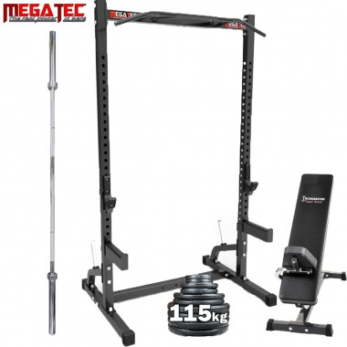 Megatec Half Rack Package