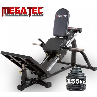 Megatec Compact Leg Press + 155kgs