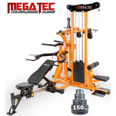 Megatec Multiplex 150kg Package