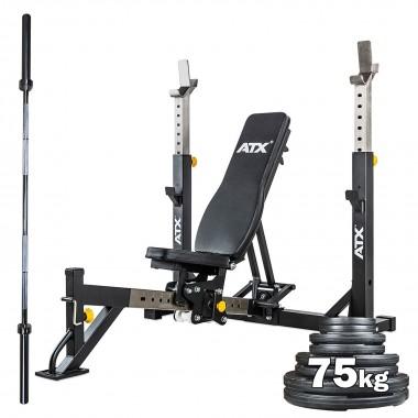 ATX® Bench Press + 75kgs