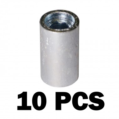 Round Cable Ferrule End Stop 10 Pack