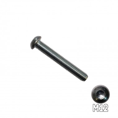Button Head Bolt M12 x 80mm