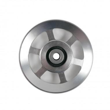 100mm Aluminium Pulley
