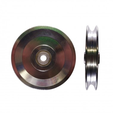 105 mm Aluminium Pulley