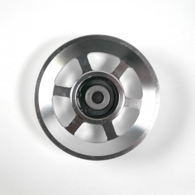 105 mm Aluminium Pulley