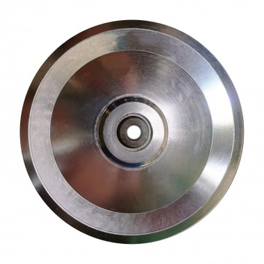 150mm Aluminium Pulley