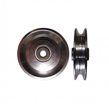 80 mm Aluminium Pulley