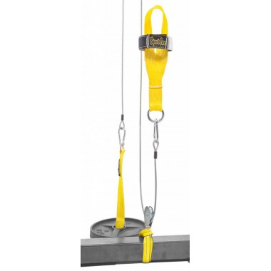 Spud Econo Low Pulley System